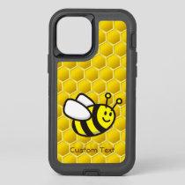 Honeybee Cartoon iPhone Case