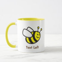 Honeybee Cartoon Mug