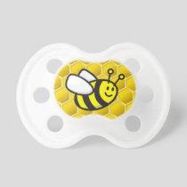 Honeybee Cartoon Pacifier