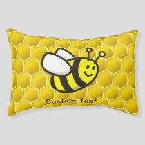Honeybee Cartoon Pet Bed