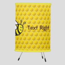 Honeybee Cartoon Tripod Lamp