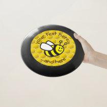 Honeybee Cartoon Wham-O Frisbee