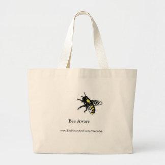 Honeybee Conservancy Beach Bag