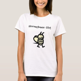 honeybee, Honeybees Girl, 2 T-Shirt