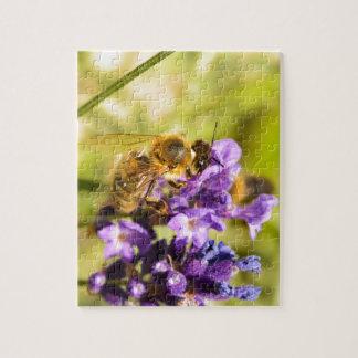 Honeybee Jigsaw Puzzle