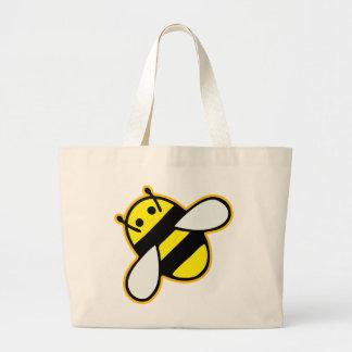 Honeybee Large Tote Bag