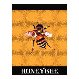 Honeybee Letterhead