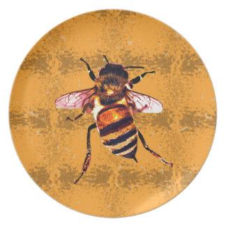 Honeybee Plate