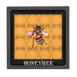 Honeybee Premium Jewelry Box