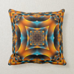 HoneyBee Throw Pillow