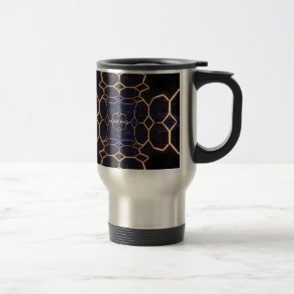 Honeybee Vortex Travel Mug