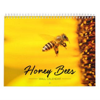 Honeybee Wall Calendar