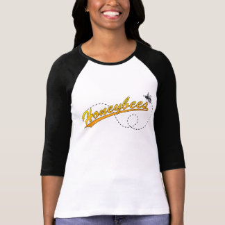 Honeybees 3/4 Raglan T-Shirt