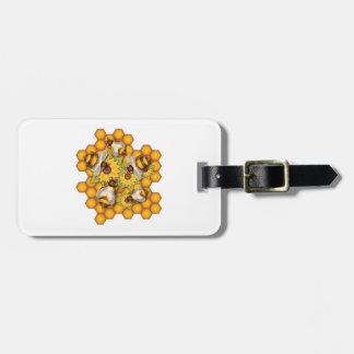 Honeybees Bag Tag