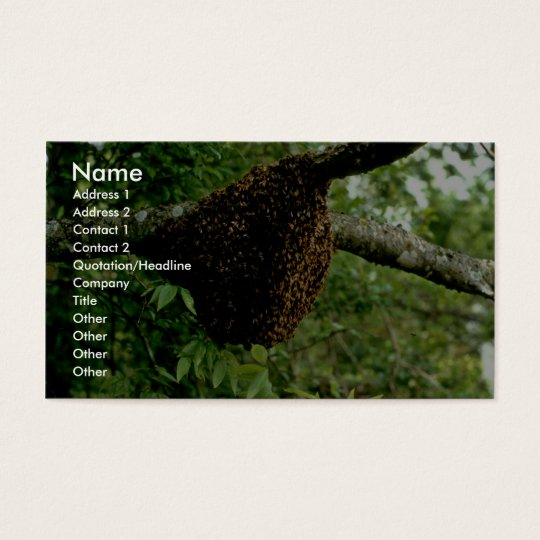 Honeybees Business Card