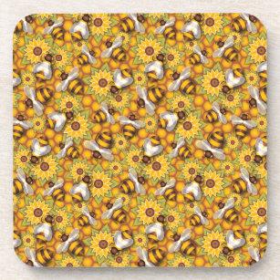Honeybees Coaster
