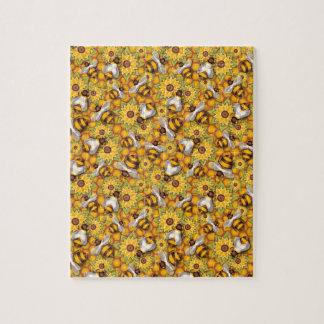 Honeybees Jigsaw Puzzle