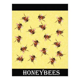 Honeybees Customized Letterhead