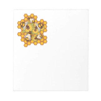 Honeybees Notepad