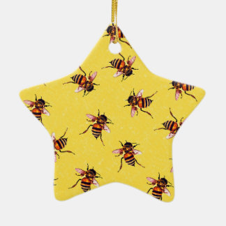 Honeybees Ornament