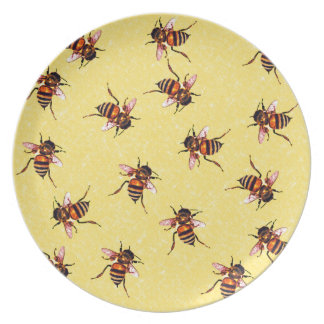 Honeybees Plates