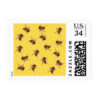 Honeybees Postage