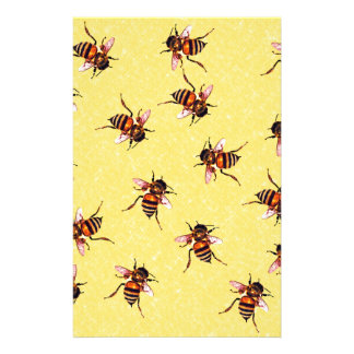 Honeybees Stationery