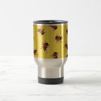 Honeybees Travel Mug