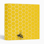 Honeycomb 3 Ring Binder