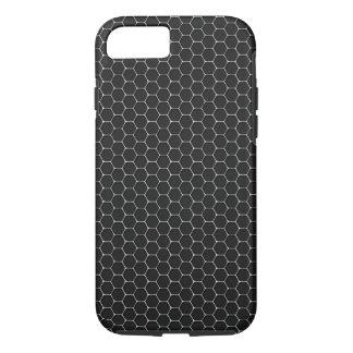 Honeycomb Automotive Composite Grille Print iPhone 7 Case
