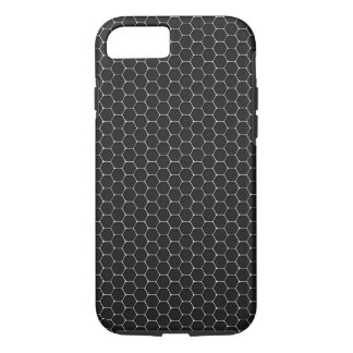 Honeycomb Automotive Composite Grille Print iPhone 8/7 Case