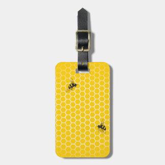 Honeycomb Bag Tag