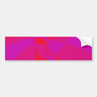 Honeycomb Bumper Sticker