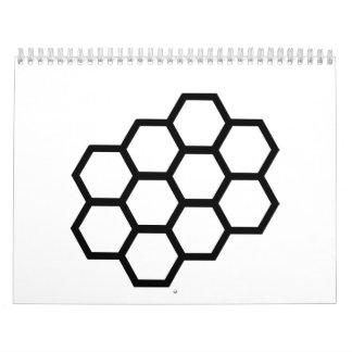 Honeycomb Calendar