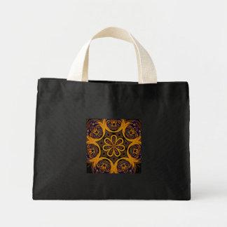 Honeycomb Canvas Tote Bag