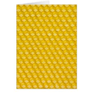 Honeycomb Card