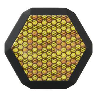 Honeycomb Custom Black Bluetooth Speaker