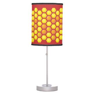 Honeycomb Custom Table Lamp
