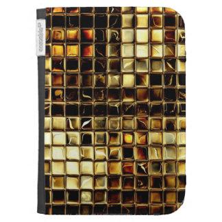 Honeycomb. Fabric Kindle Case.
