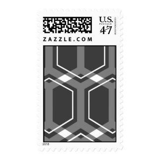 Honeycomb (Grey) Stamp