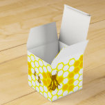 Honeycomb Honey Bee Product or Favor Box