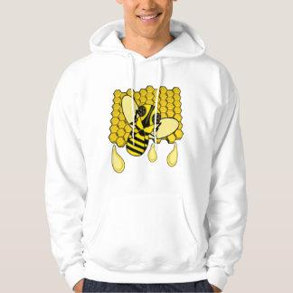 Honeycomb Honeybee Hoodies