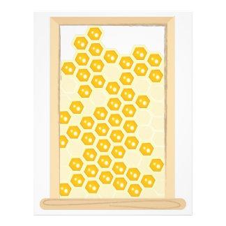 Honeycomb Letterhead