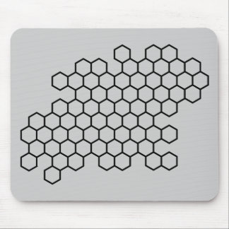 Honeycomb Mouse Pad