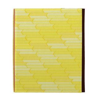 Honeycomb Padfolio iPad Folio Cover