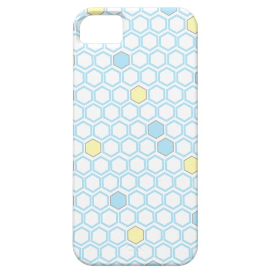 Honeycomb Pastel iPhone SE/5/5s Case