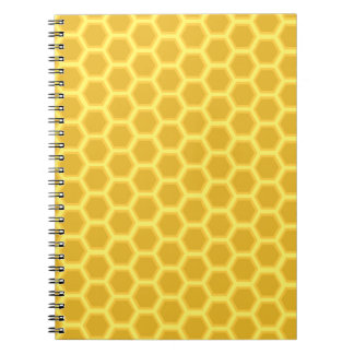Honeycomb Pattern Note Book