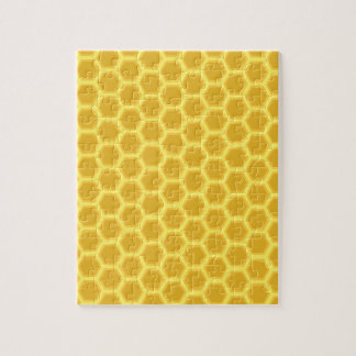 Honeycomb Pattern Puzzles