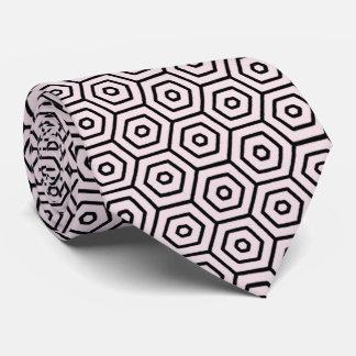 Honeycomb Pattern ties. Tie