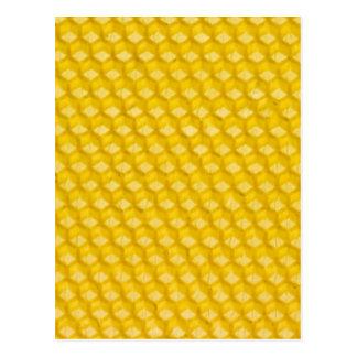 Honeycomb Postcard